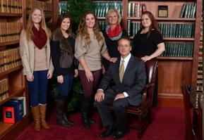 Griffin Georgia Law Firm Staff